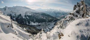 winter editie Alpenvogels fotograferen