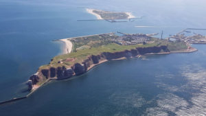 Helgoland Duits eiland