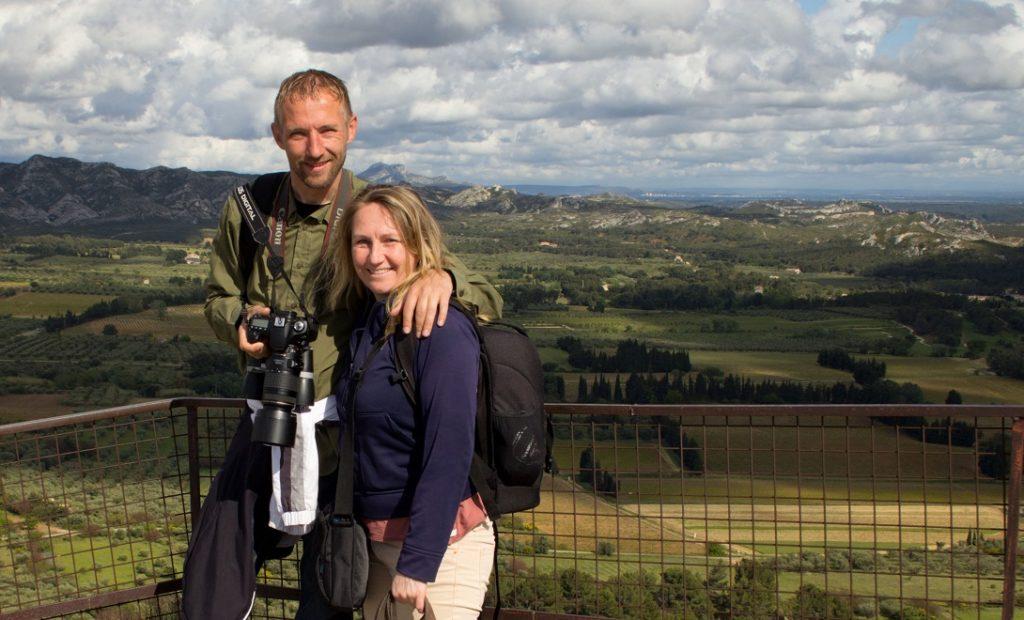 Chris de Nooijer en Annemieke Spoelman,Reisorganisatie