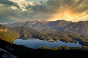 uitzicht Garmisch Partenkirchen - natuurreis Beierse Alpen