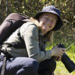 Annemieke Spoelman reisbegeleider Goldcrest Nature Tours